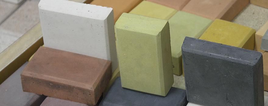 Architekturbeton Farbe